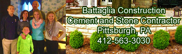 Battaglia Construction Cement and Stone Contractor
